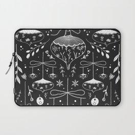 Magic Holidays - black Laptop Sleeve