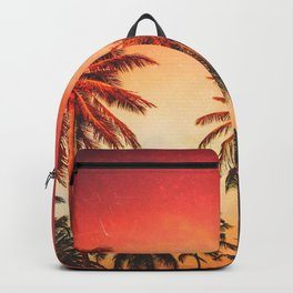 Jozi's Fire Backpack