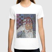 viking T-shirts featuring Viking by Shana Conroy aka Wisccheeto