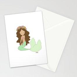 Mermaid Island Princess Stationery Cards