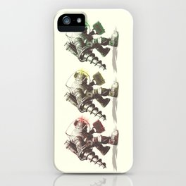 Walk of the Big Daddys iPhone Case