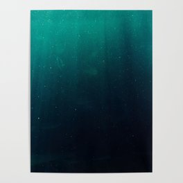 Deep sea Poster