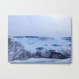 Niagara Falls, Canada Metal Print