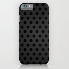 BlackPolka Dots G61 Slim Case iPhone 6
