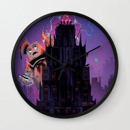 Ghost! Wall Clock