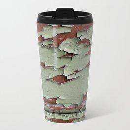 flaky paint Travel Mug