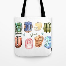 Backpacks Tote Bag
