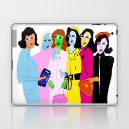 Fashion Week Laptop & iPad Skin