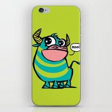 MooGrin iPhone & iPod Skin