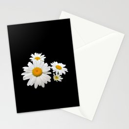 Think Flowers - Shasta Daisies Stationery Cards