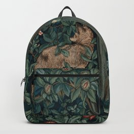 "John Henry Dearle ""Greenery"" 3. Backpack"