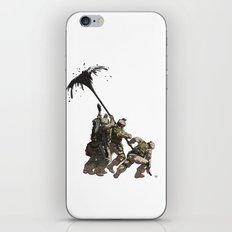 Liberation iPhone & iPod Skin