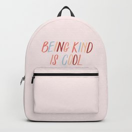 Being kind is cool Backpack