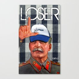 Losers #3 Canvas Print