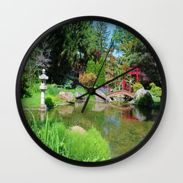 The Truth of Letting Go Wall Clock