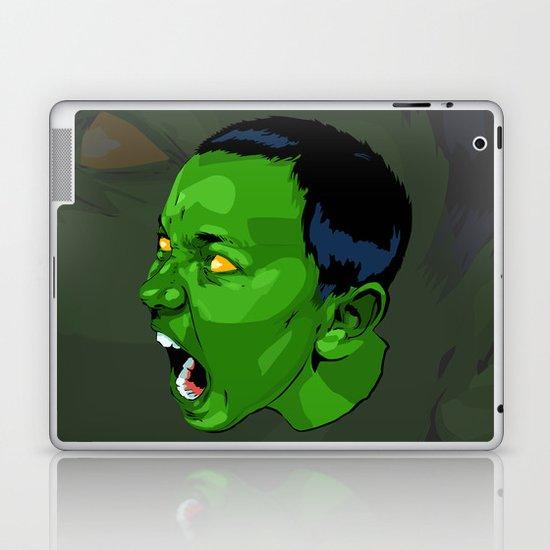 mini Hulk Laptop & iPad Skin