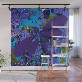 Dragonfly Wall Mural
