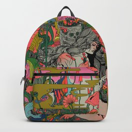 I Love You to Death Backpack