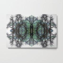 The Wendigo Metal Print