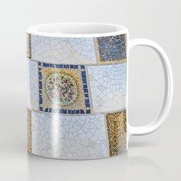 Floor Mosaic Coffee Mug