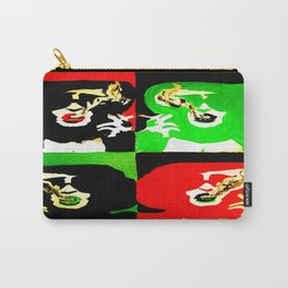 Marla Singer Fight Club Pop Art Painting Carry-All Pouch