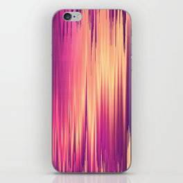 Dissolved Reality iPhone Skin