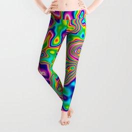 Warped Rainbow Leggings