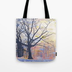 Kew Gardens, from the north-east Tote Bag