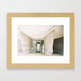 hafencity Framed Art Print