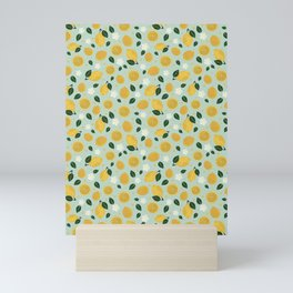 Summer Lemon Mini Art Print