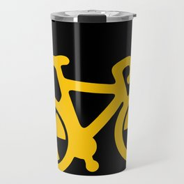 Radioactive Bicycle Travel Mug