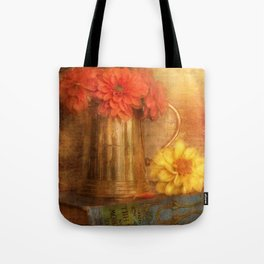 Dahlia Dreams Tote Bag