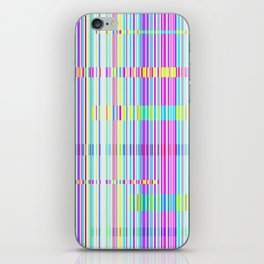 Re-Created Urban Landscape XIX by Robert S. Lee iPhone Skin