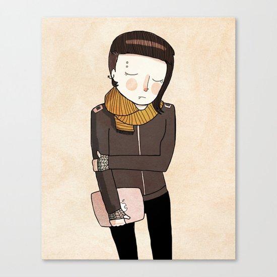 Lisbeth Canvas Print