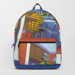 Say Cheese and Die Again! Backpack