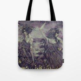 Beyond Elsewhere Tote Bag