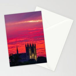 Guelph Glowing Sunset Stationery Cards