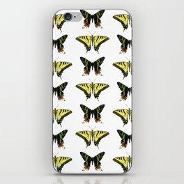 Butterflies & Moths iPhone Skin