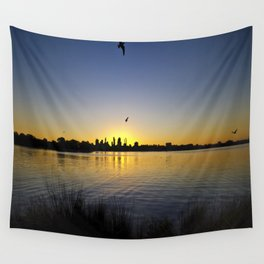 Take me to the river Wall Tapestry