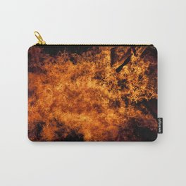 Burning Fire Carry-All Pouch