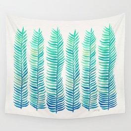 Seafoam Seaweed Wall Tapestry