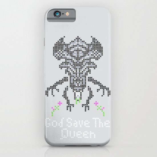 Xenobroidery iPhone & iPod Case