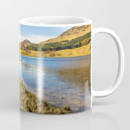 The shores of Loch Earn Coffee Mug