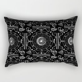 Zodiac Bandana Rectangular Pillow