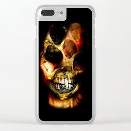 Abomination Clear iPhone Case