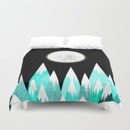 Beauty Night Duvet Cover