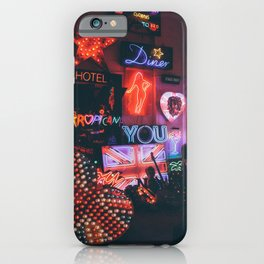 God's Own Junkyard III iPhone Case