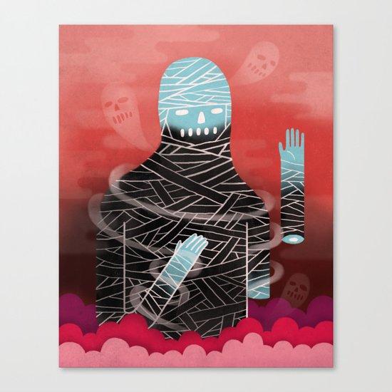 Phantom Limb Canvas Print