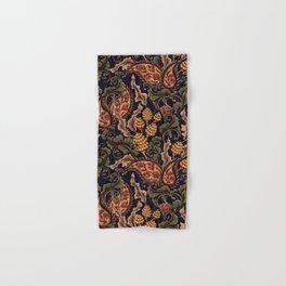 Vintage & Shabby Chic - William Morris Midnight Botanical Garden  Hand & Bath Towel