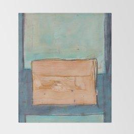 Cool Rothko Throw Blanket